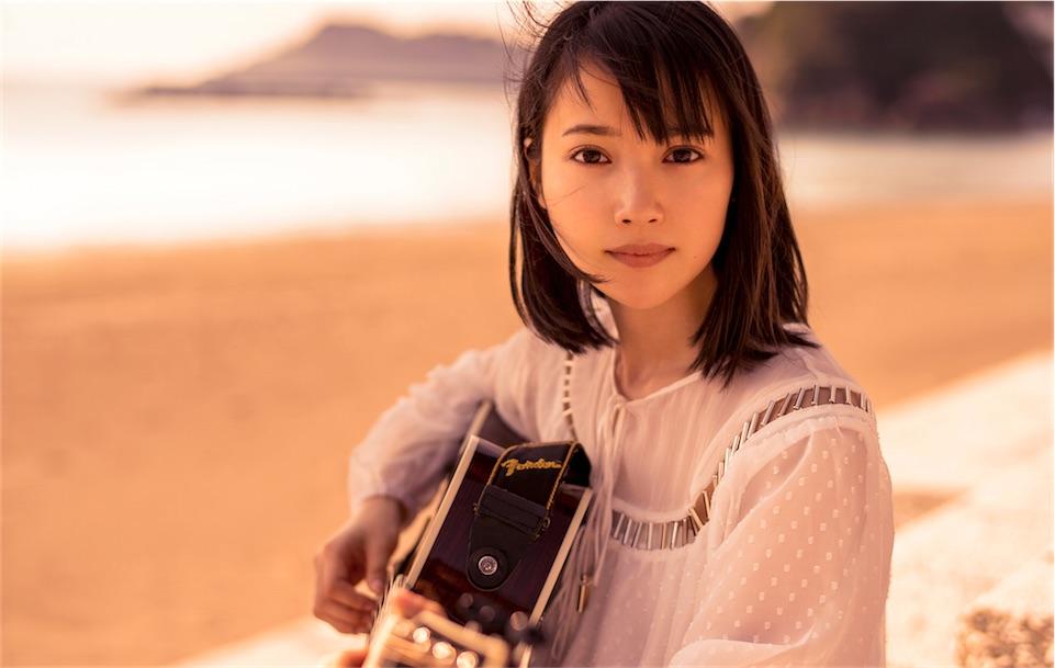 新山詩織、ニューシングル「さよなら私の恋心」最新ヴィジュアル公開&初OA決定!