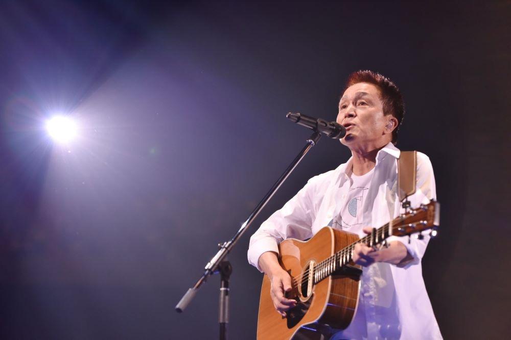 小田和正「会いに行く」がJALとコカ・コーラのコラボCMソングに決定!