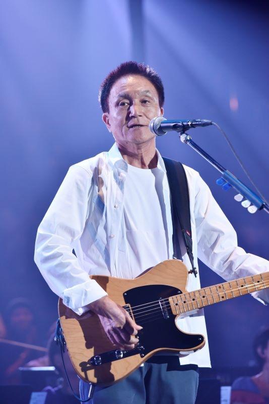 小田和正、時代を駆け抜けた名曲の全曲ストリーミング配信遂にスタート!