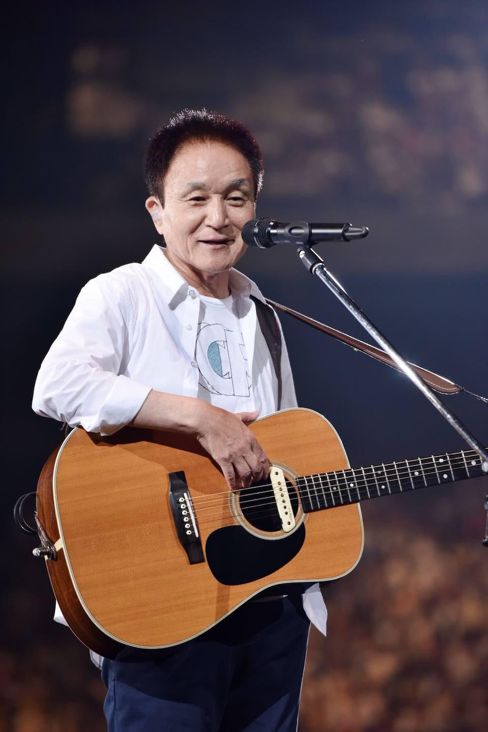 小田和正、初海外配信!「みんなのうた 60」記念ソング「こんど、君と」