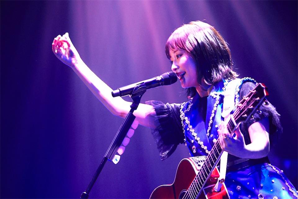 大原櫻子、5周年記念ツアーがスタート!記念すべき10枚目のシングルリリースも発表!