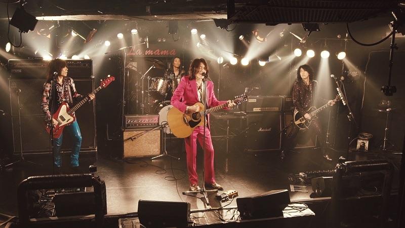THE YELLOW MONKEY、映画「オトトキ」の渋谷La.mama無観客ライブがVRで目の前に!