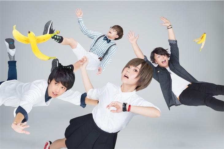 ポルカドットスティングレイ × Official髭男dism「J-WAVE SPARK LIVE Vol.4」開催決定!