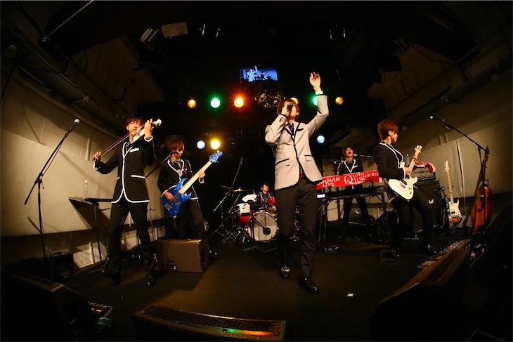 "Qyoto、""初めてのワンマンライブ""大盛況にて終了!ニューシングル「真冬のダイアリー」発売決定!"