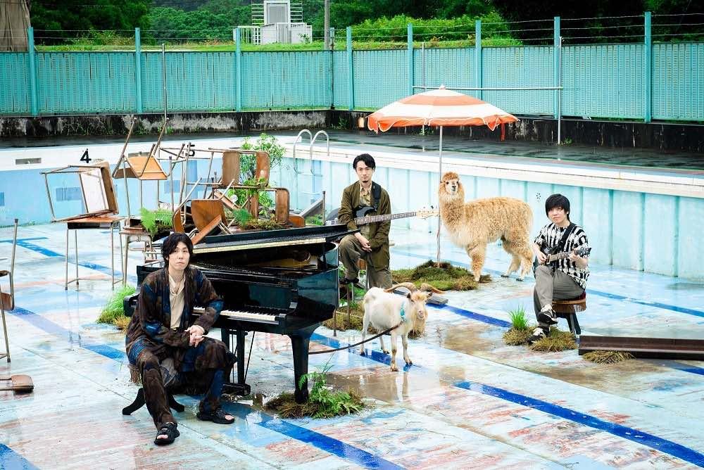 RADWIMPS、新曲「夏のせい」ミュージックビデオ公開!SNS企画もスタート!