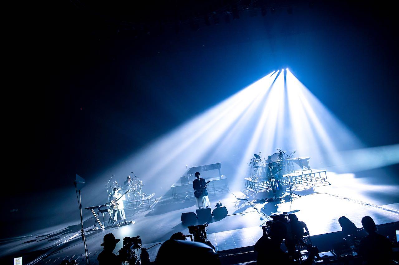 RADWIMPS、横浜アリーナ生配信&有観客ライブ2daysで開催!