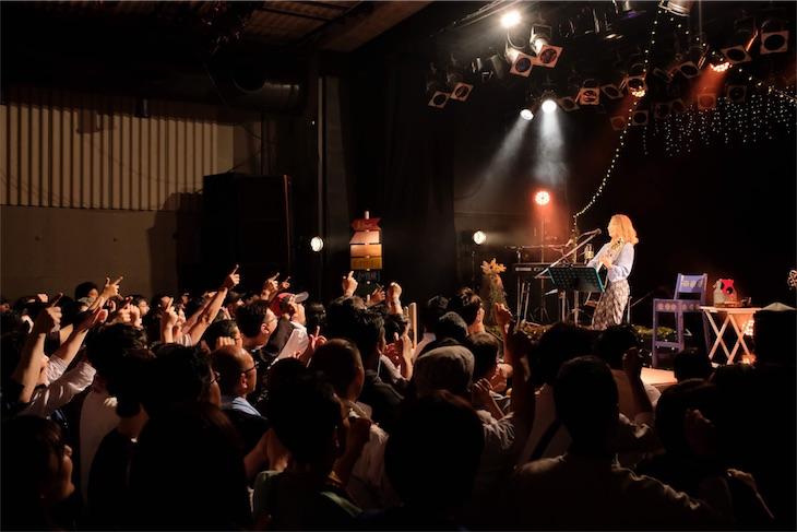 Rihwa、デビュー7周年ライブを地元札幌で開催!自ら掲げた7つのチャレンジとは!?