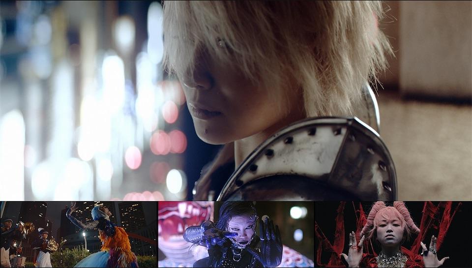 椎名林檎、ニューアルバム『三毒史』より新作ミュージックビデオ「鶏と蛇と豚」が完成!
