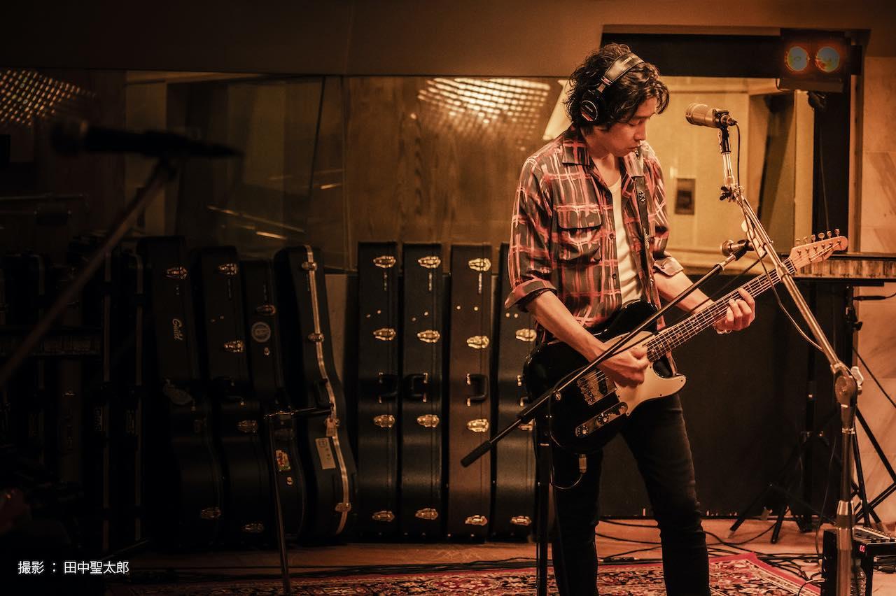 斉藤和義、ツアー延期後初の生演奏!WOWOWで8月25日放送!オフィシャルインタビュー
