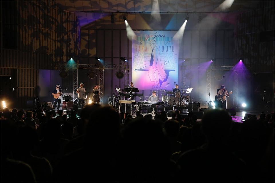 さかいゆう、自身プロデュース「SAKAIのJYU」日比谷野音で開催!KREVA、秦 基博ほか多彩なゲストが登場!