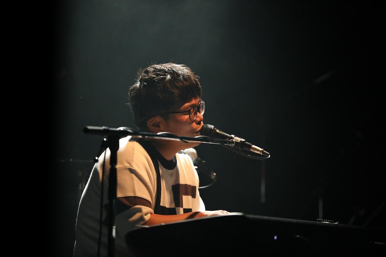 さかいゆう、DUOツアーFinal東京公演ライブレポート