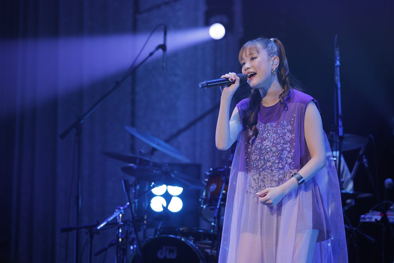 大原櫻子、初の2部構成の全国ツアーが東京ガーデンシアターでファイナル!