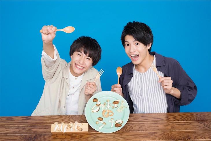 さくらしめじ、NHK「みんなのうた」を歌う!