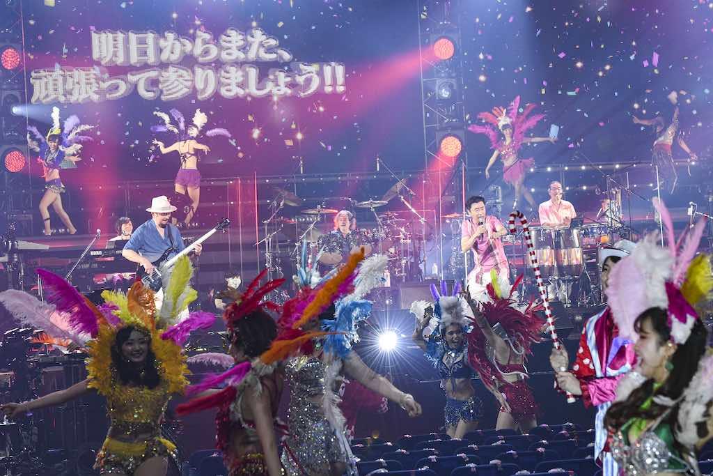 サザンオールスターズ、画面越しから日本中に届けた「感謝」と「笑顔」でエンタメ界復興の狼煙を上げる!