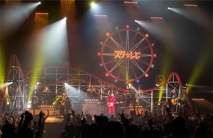 スターダスト☆レビュー、ライブツアー「還暦少年」中野サンプラザ公演を映像CD化!