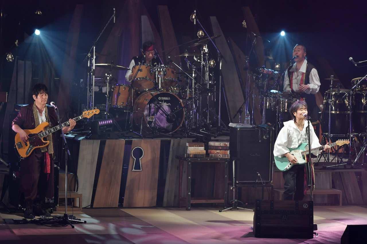 スターダスト☆レビュー、新型コロナ禍で『40周年ライブツアー「年中模索」~しばらくは、コール&ノーレスポンスで~』東京公演を開催!