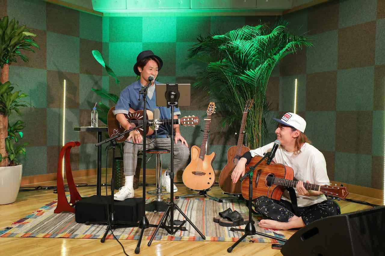 ナオト・インティライミとビッケブランカ、スタジオライブで共演したアーカイブ映像を公開!