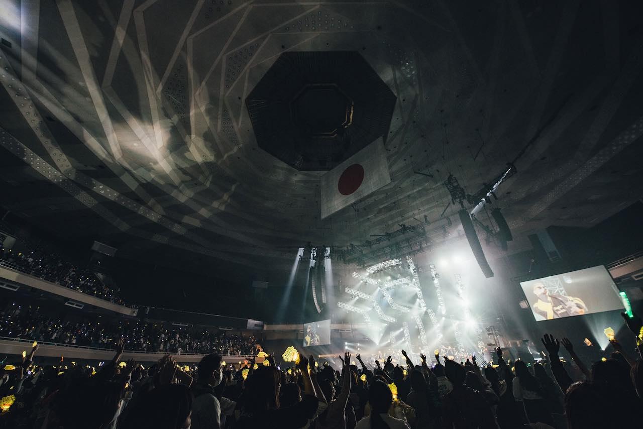 清水翔太、2年ぶりとなる日本武道館2DAYS公演が大盛況のうちに終幕!