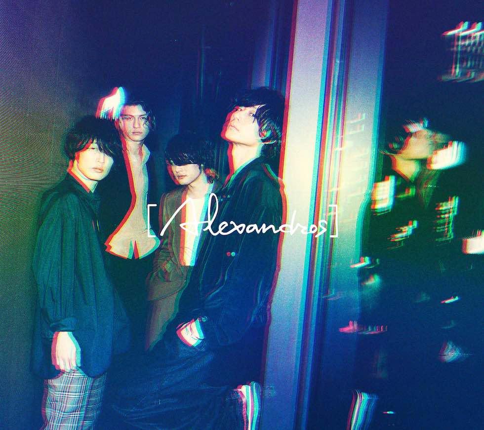 [Alexandros]、シングル「閃光」初回限定盤収録Secret Sessionティザー映像&スリーブケース画像を公開!