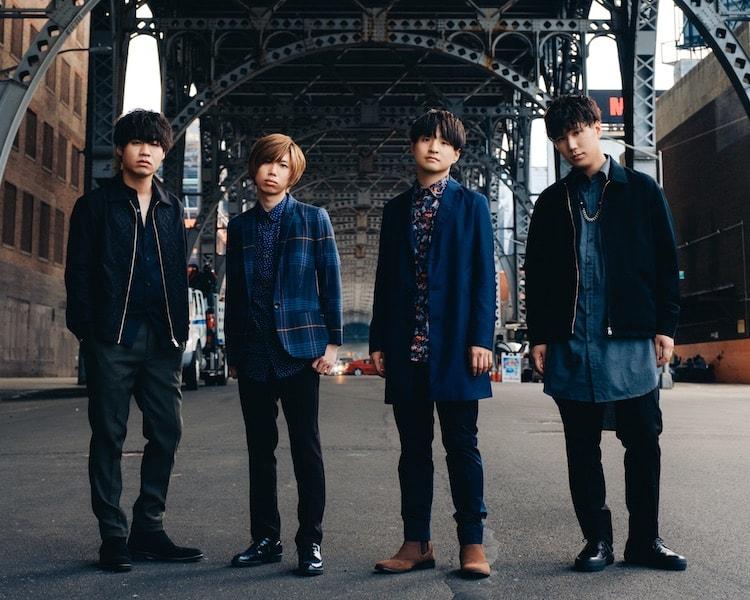 Official髭男dism、新曲「イエスタデイ」が映画「HELLO WORLD」の主題歌に決定!