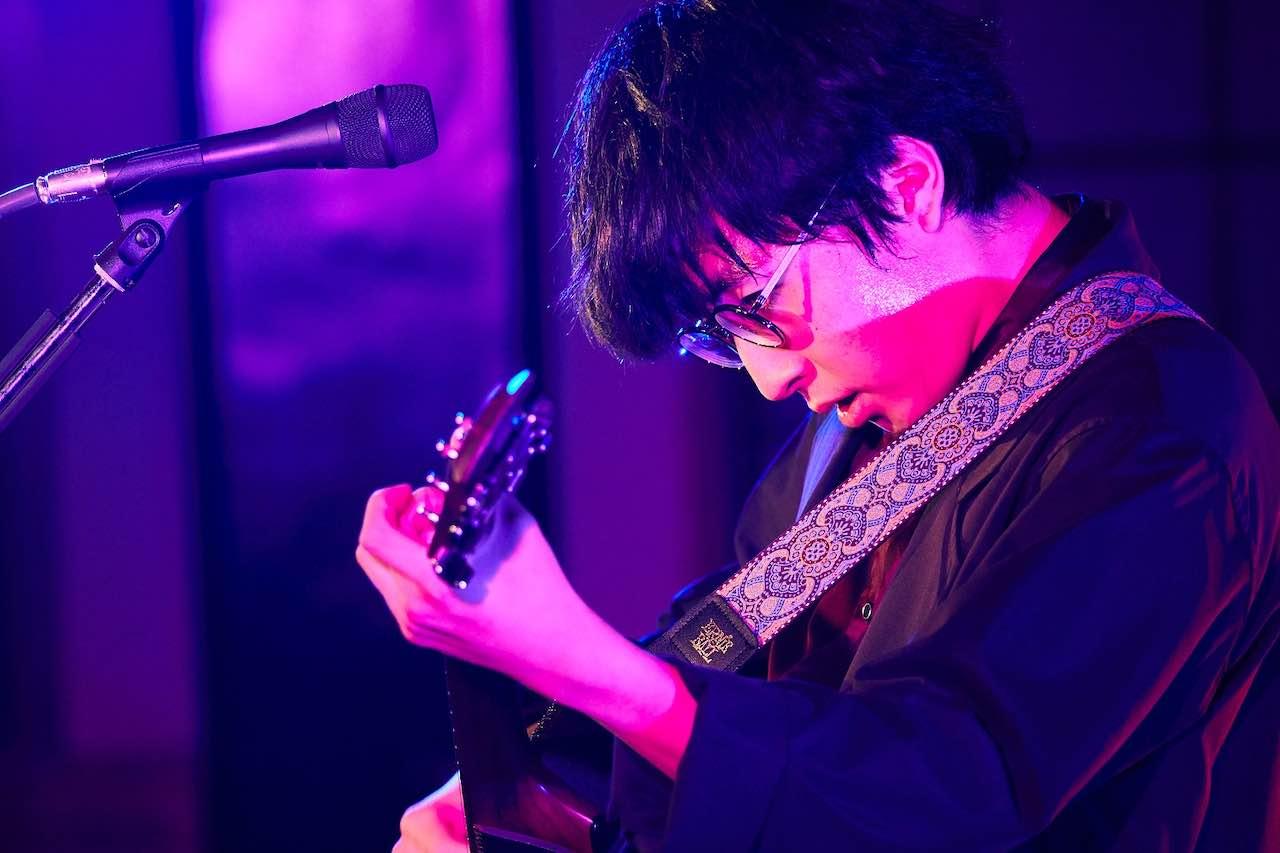 崎山蒼志、即完のリリースワンマンは初のバンド編成&配信も決定!