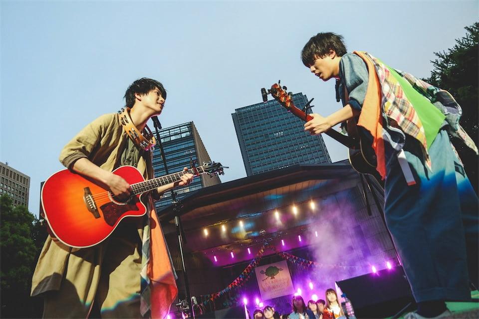 さくらしめじ、日比谷野音にてワンマンライブ開催!5周年企画第一弾ツアーも発表!