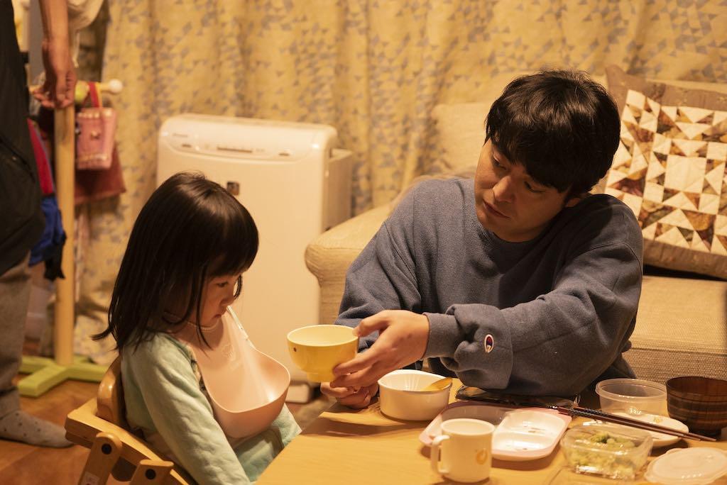 """映画『ステップ』山田孝之""""パパの顔""""全開!子育てシーン映像解禁!"""