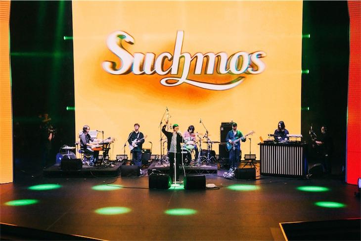 Suchmos、台湾新世代アーティストの頂点「金音創作獎 -Golden Indie Music Awards-」で圧巻のライブパフォーマンス!