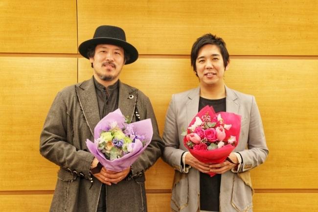 スキマスイッチ「未来花(ミライカ)for Anniversary」が「FLOWER VALENTINE with J-WAVE」キャンペーンソングに決定!