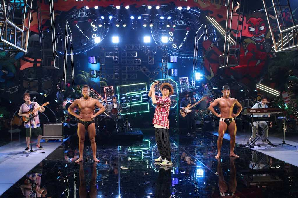 sumika、『HEY!HEY!NEO!MUSIC CHAMP』へ初出演!新曲「絶叫セレナーデ」を初TVパフォーマンス!