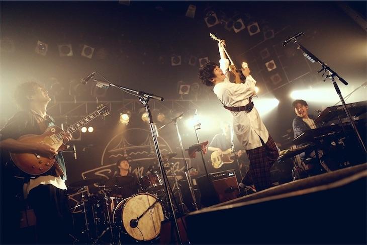 sumika、プレミアチケットのライブハウスツアー高知から開幕!