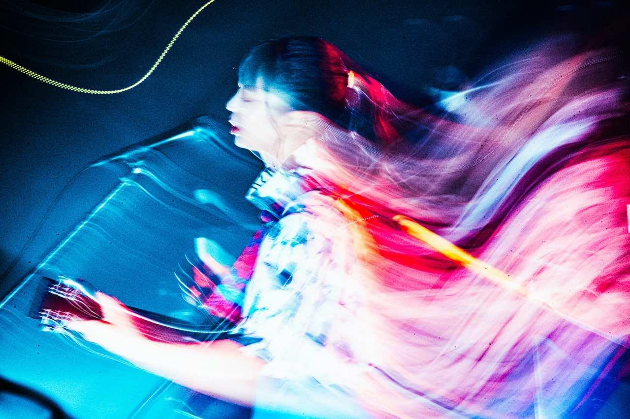 竹内アンナ、東京公演のライブレポが到着!