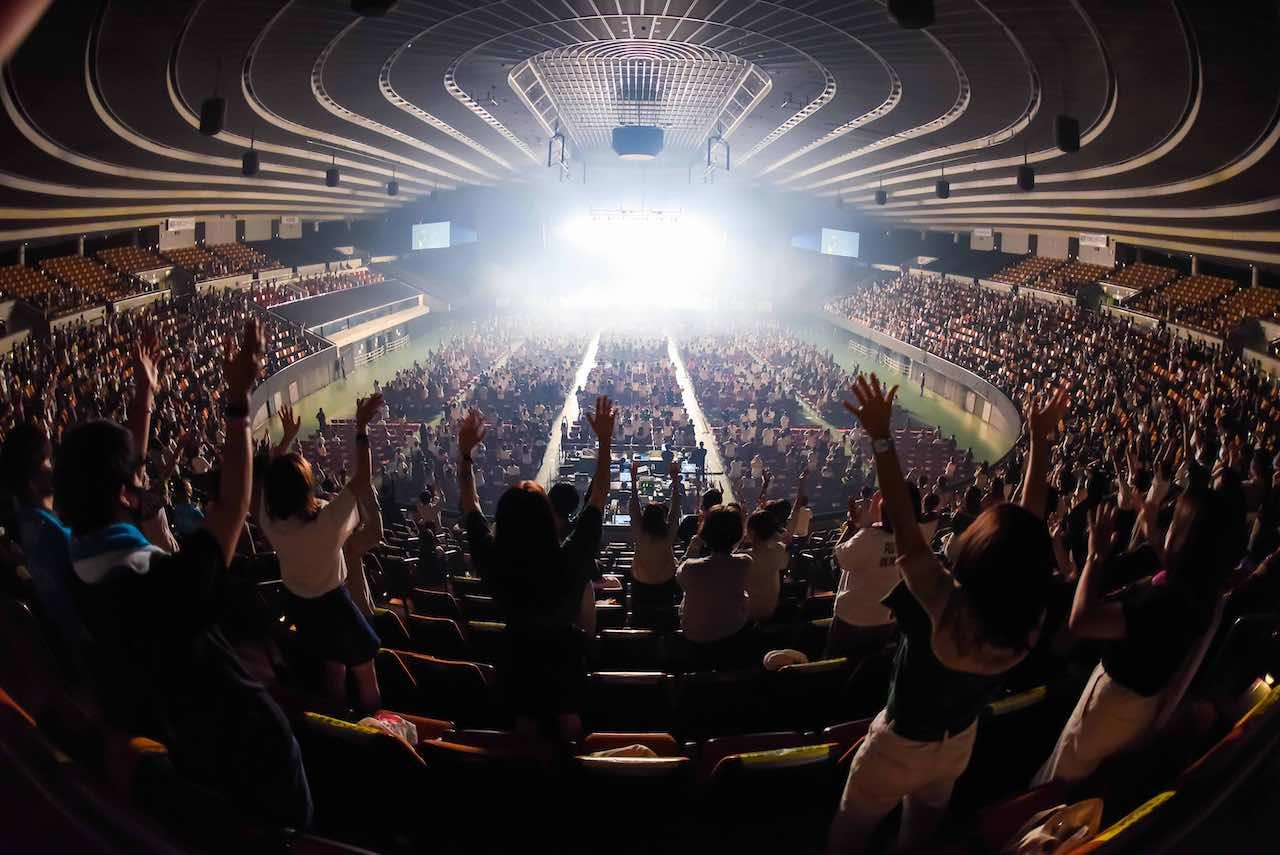 スターダスト☆レビュー、奥田民生、山内総一郎ら出演!大阪で2日間の有観客ライブ終演!