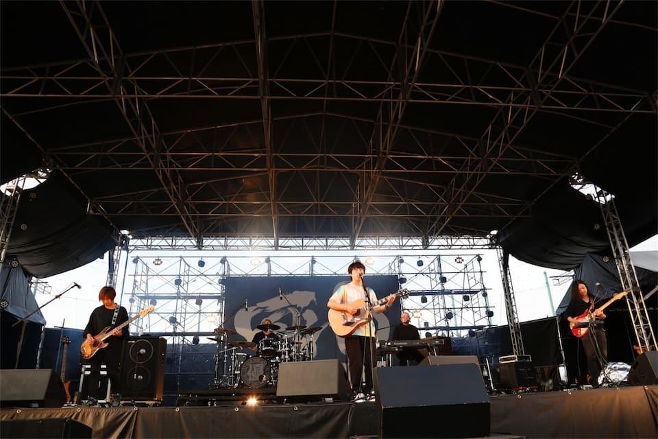 高橋 優、主催の野外音楽フェス「秋田CARAVAN MUSIC FES 2019」が大盛況のうちに終演!