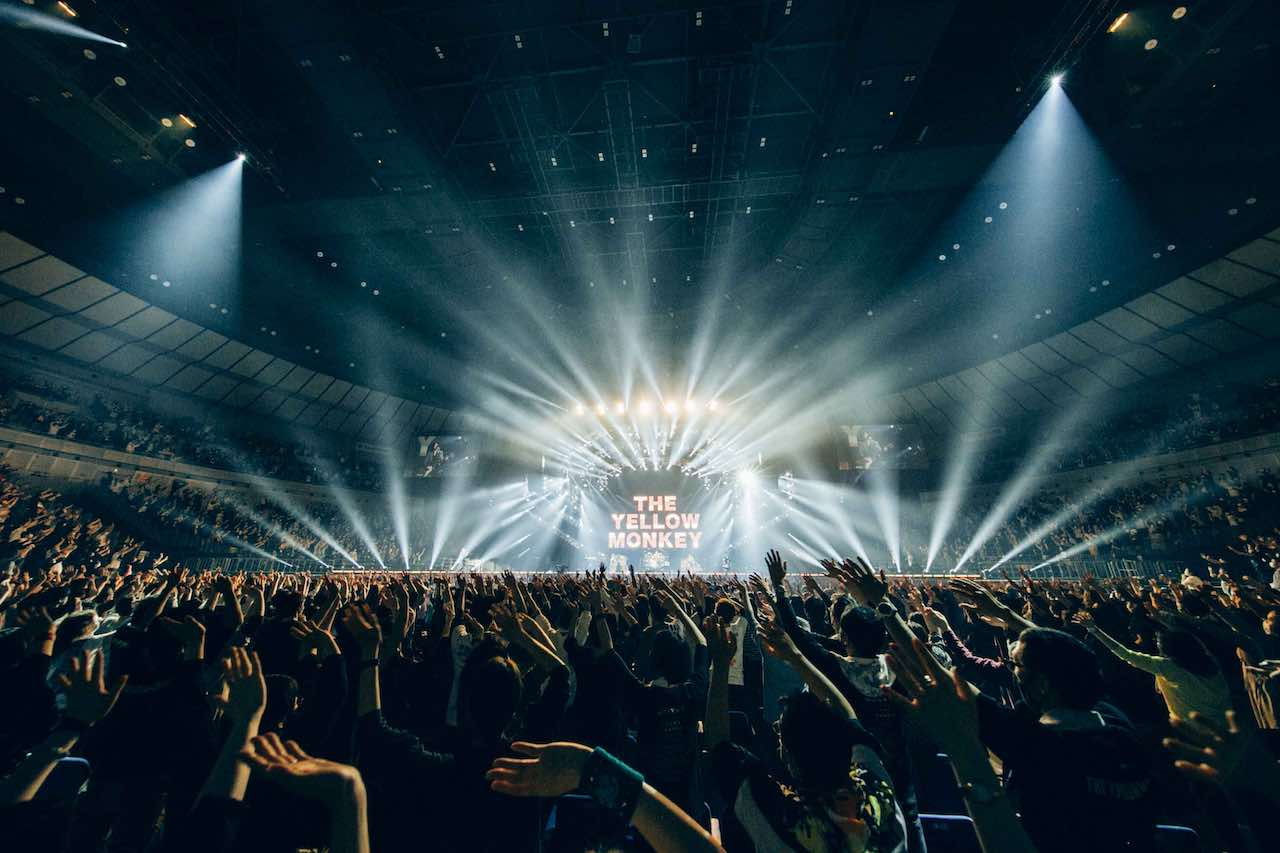 THE YELLOW MONKEY、幾多の思い出を積み重ねてきたバンドの聖地・横浜アリーナに新たな歴史を刻んだ一夜