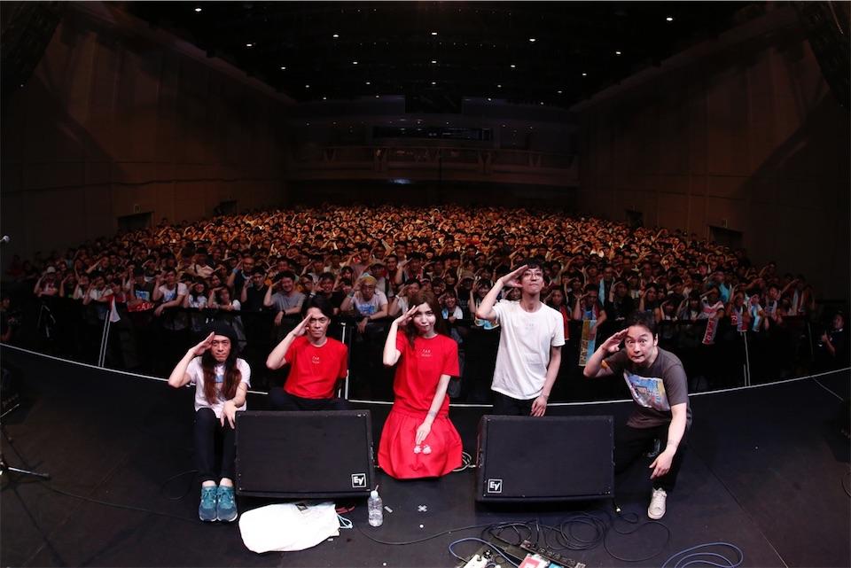 植田真梨恵、ツアーファイナルで5周年アニバーサリーライブ発表!