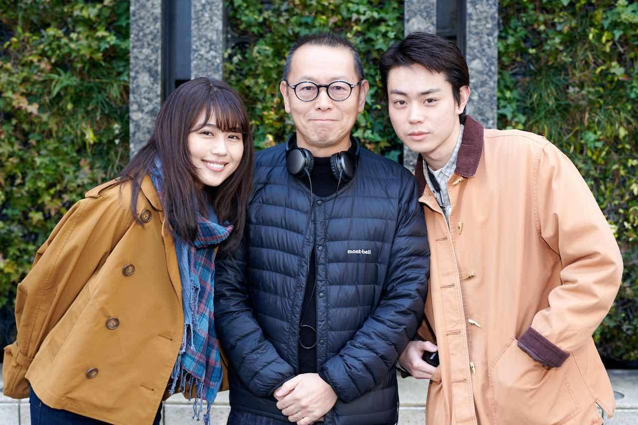 菅田将暉&有村架純、お互いのクランクアップにサプライズ登場!クランクアップ映像を解禁!