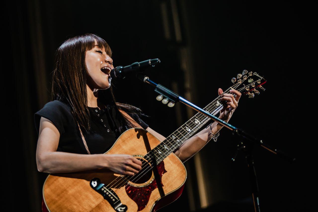 矢井田 瞳、約4年振りとなる弾き語りライブが決定!新たな公演『Guitar to Uta』を一夜限りで開催!