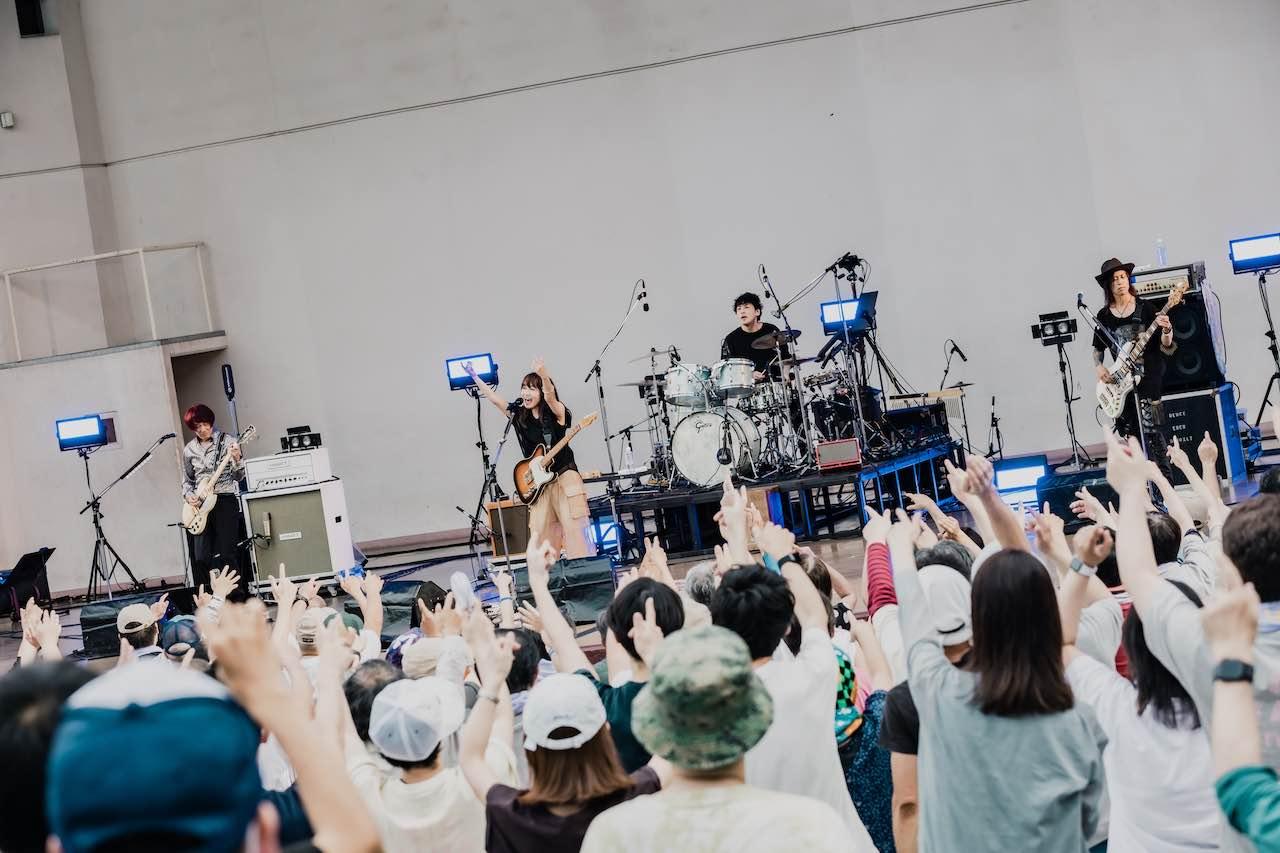 矢井田 瞳、ヤイコの日に地元大阪で『夏の元気祭り』を4年ぶりに開催!「めちゃめちゃ幸せやった」