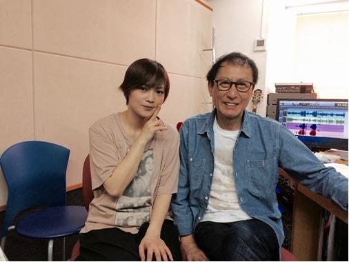 yui(FLOWER FLOWER)「産声」をスタジオライブで初披露!