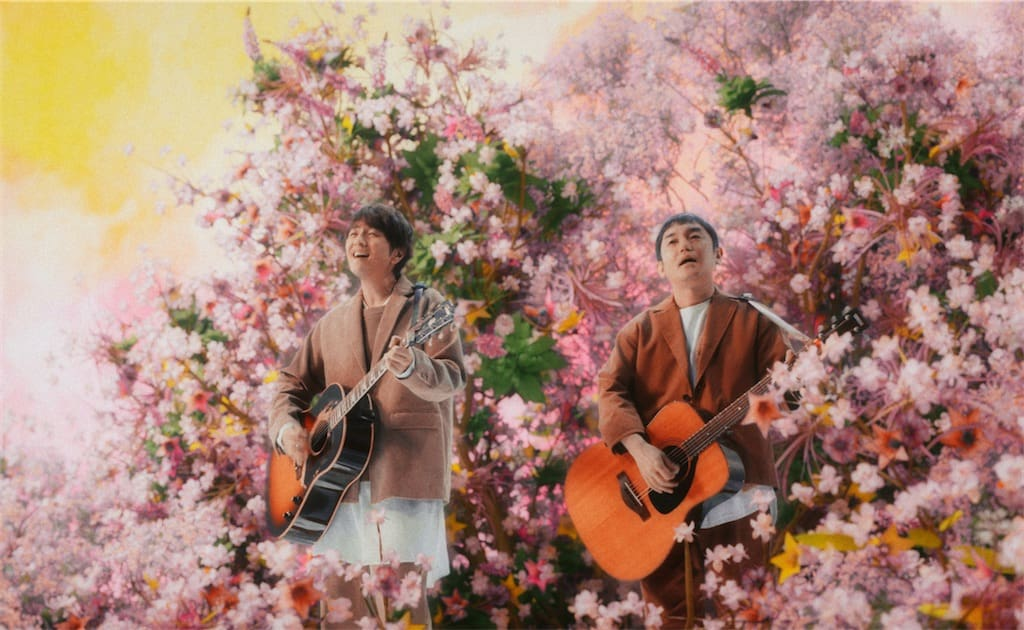 ゆず、四季折々の花と共に歌う「花咲ク街」MV公開!先行配信スタート!